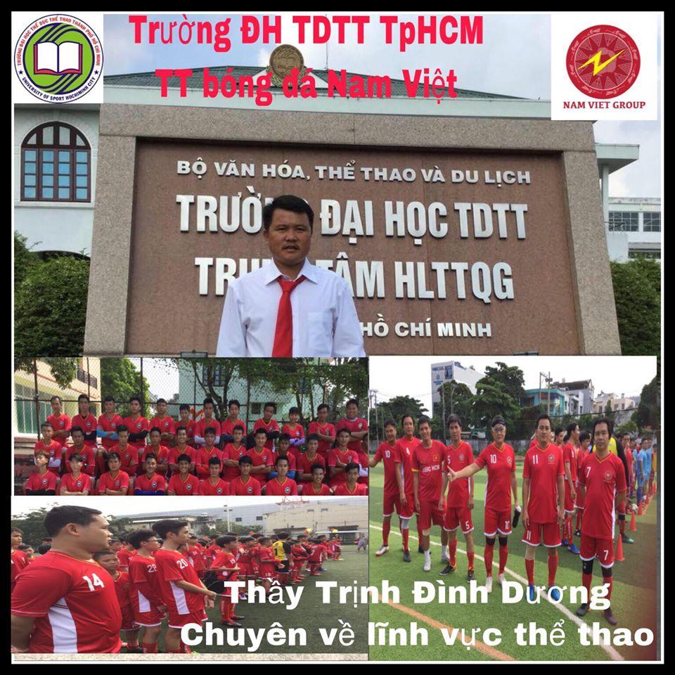 """Giảng Viên : Trịnh Đình Dương - Bằng """"B"""" FOOTBALL, """"c"""" FUTSAL AFC"""